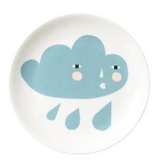 Donna Wilson Plate Cloud   Klevering