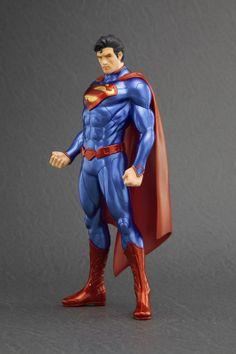 Crunchyroll - Store - DC Comics Superman New 52 ARTFX+ Statue (Reproduction) 1/10 Scale