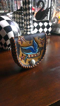 Spare change visit purse..
