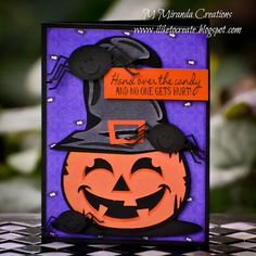 M. Miranda Creations: Hand Over the Candy...