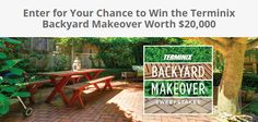 Terminix Backyard Makeover