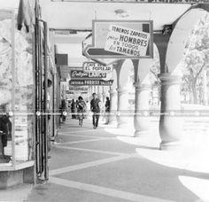 Pasillos de los Bloques del Silencio frente a la Plaza Miranda. Foto: Archivo Fotográfico/Cadena Capriles