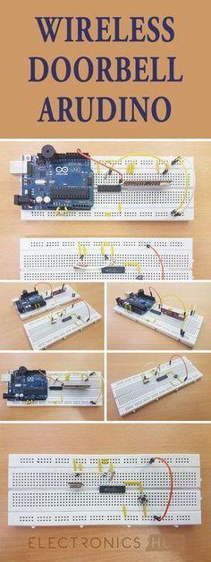 Arduino based Wireless Doorbell