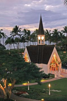 Chapel at Grand Wailea, Maui