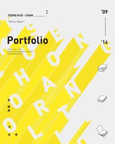 A good beginning Taiwanese Graphic Designer - Tseng Kuo-Chan's '14 Portfolio