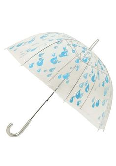 bubble umbrellas | This clear bubble umbrella is both immensely stylish and will keep you ...