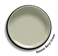Resene Beryl Green is a pearly pale crystalline green, watery in mood. View this and of other colours in Resene's online colour Swatch library Basic Colors, All The Colors, Green Colors, Resene Colours, Split Complementary, Inside Garden, New Zealand Houses, Online Coloring, Colour List