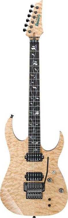 Ibanez RG8420QD-NT, j.custom RG Model