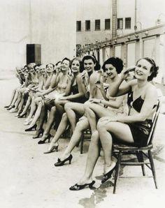 1930s beauty contest