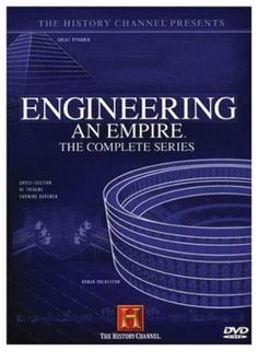 Engineering an Empire: The Complete Series (History Channel) DVD