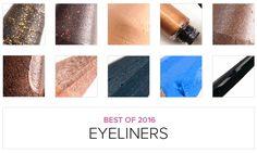 Top 10 of 2016: Best Eyeliners