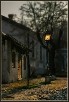 Old part of town - Belgrade (Serbia)