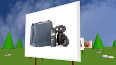 Stylish Camera Bags for Hip Photographers [VIDEO] - created using www.picovico.com