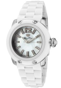 Price:$337.50 #watches Glam Rock GRD40006, Add an understated look to your outfit with this unique and detailed Glam Rock watch.