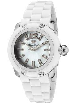 (Limited Supply) Click Image Above: Glam Rock Women's Palm Beach White Diamond Ctw) White Polycarbonate Watch Bvlgari Watches, Luxury Watches, Rock Watch, Glam Rock, Watch Sale, Breitling, Casio Watch, Omega Watch, Bracelet Watch