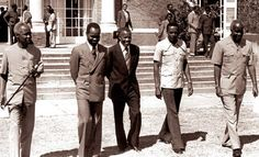 Nyerere carried the torch that liberated Africa Julius Nyerere, Thomas Sankara, Steve Biko, Winnie Mandela, Fela Kuti, Pan Africanism, Famous Pictures, African History, World History