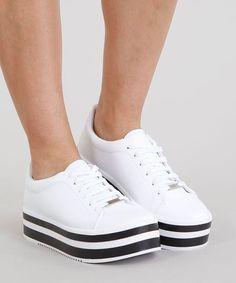 ac394e204 65 melhores imagens da pasta tenis feminino tumblr   Cute shoes ...