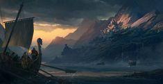 Ilyen lehetne egy vikinges Assassin's Creed - Hír - GameStar