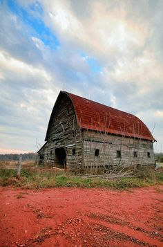 Old barns have such a story to tell...if only they could talk....often a story of a time long gone by...