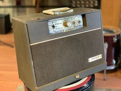 China Grove, Dry Cell, Gretsch, Guitar Amp, Pretty Cool, Guitars, Brown, Music, Vintage