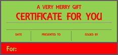 8 Gifts that Don't Cause Clutter, plus a free printable gift certificate from Organizers Northwest