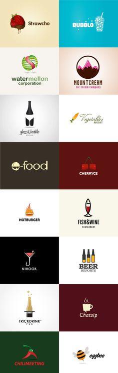 grafiker.de - Logo-Inspiration: Food & Drink