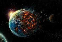 According to experts from meteorologist, apocalypse and if ever comes, obviously not in December Forecasters from the Hydrometeorological see no change on the planet, which would lead to the end of the world. Trump Tower, Stephen Hawking, Digital Art Illustration, Planeta Nibiru, Cool Galaxy Wallpapers, Weekly Horoscope, Horoscope 2017, Sistema Solar, End Of The World