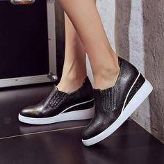 Chiko Huette Fashion Sneaker Wedge