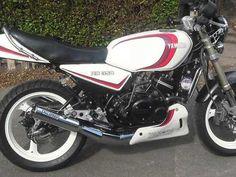 My Old Yamaha RD 350 LC