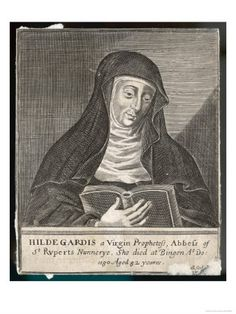 Hildegard of Bingen. She was a nun, composer, philosopher, playwright, poet, naturalist, scientist, physician, herbalist and ecological activist.