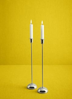 Always something new at IKEA! The elegant STOCKHOLM candlesticks give both an atmospheric light and are beautiful in their own right.