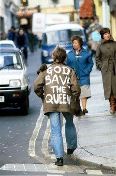 イギリス、1980年