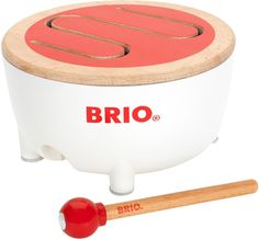 A musical part of the BRIO toddler toy range. A musical part of the BRIO toddler toy range,Also available are;xylophone and shaker set, sold Toddler Toys, Baby Toys, Plastic Drums, Drum Chair, Drum Table, Bcbg, Drum Lessons, Swedish Brands, Musical Toys