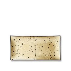Constellation Glass Plate $34