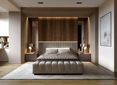 Luxury bedroom design - 51 Luxury Bedrooms With Images, Tips & Accessories To Help You Design Yours Modern Luxury Bedroom, Luxury Bedroom Furniture, Master Bedroom Interior, Luxury Bedroom Design, Master Bedroom Design, Contemporary Bedroom, Luxurious Bedrooms, Bedroom Sets, Home Interior