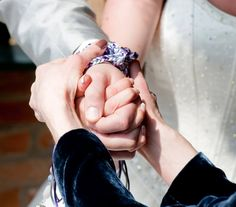 Handfasting following a legal marriage ceremony