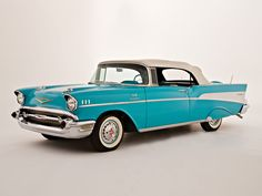 1957 Chevy Bel Air | Kilbey's Classics