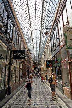 Passage Jouffroi, Paris, France Copyright: Jean Claude Dresch