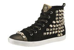 Nieten Sneaker <3   #BAUR #Schuhe #Nietenschuhe