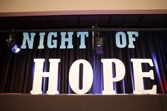"""A recap from """"Night of Hope""""... #recovery #addiction #sobriety #hope"""