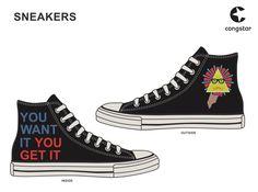 Sneakers Illuminat'Hipster