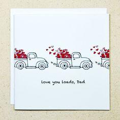 Birthday Card Dad Custom CardBirthday For Him