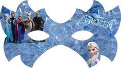 masque-reine-des-neiges frozen to print