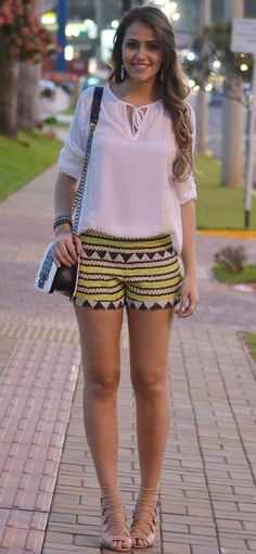 Looks primavera/verão 2014 fashion: completely dress мода, с Cute Summer Outfits, Holiday Outfits, Short Outfits, Short Dresses, Casual Outfits, Cute Outfits, Sport Fashion, Look Fashion, Womens Fashion