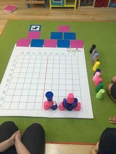 kodowanie Funnel Cake o que sao funnel cakes Preschool Projects, Kids Playing, Ideas Para, Montessori, Coding, Kids Rugs, Education, Math, Funnel Cakes