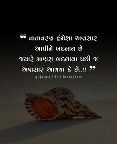 Gujarati Quotes, Life Thoughts, Hindi Quotes, Logo Design, Motivation, Creative, Daily Motivation, Determination