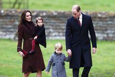 Un abrigo de Rigans en la Casa Real inglesa