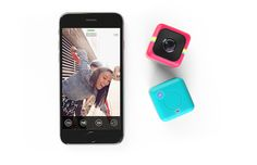 The cool, new Polaroid Cube+ Wi-Fi-enabled lifestyle action camera