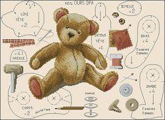 Мишки Тедди выкройки мастер-классы's photos