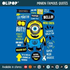 Shop t-shirts, phone cases, hoodies, art prints, notebooks and mugs created by independent artists from around the globe. La Banana, Shopping Quotes, Shirts With Sayings, Famous Quotes, Minions, Funny Quotes, Latest Fashion, Fashion Trends, T Shirt